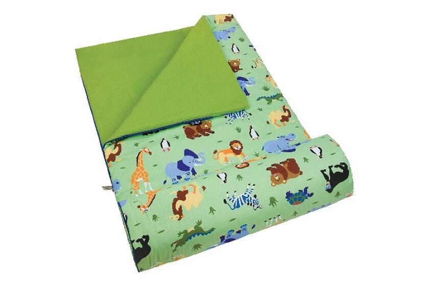 best Wildkin Wild Animals Sleeping Bag