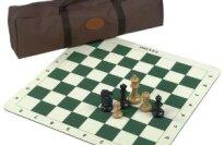 Drueke 907.00 Roll Up Chess Board