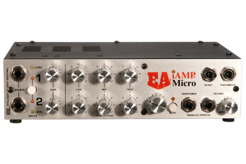 Euphonic Audio The Micro Acoustic Bass Amp