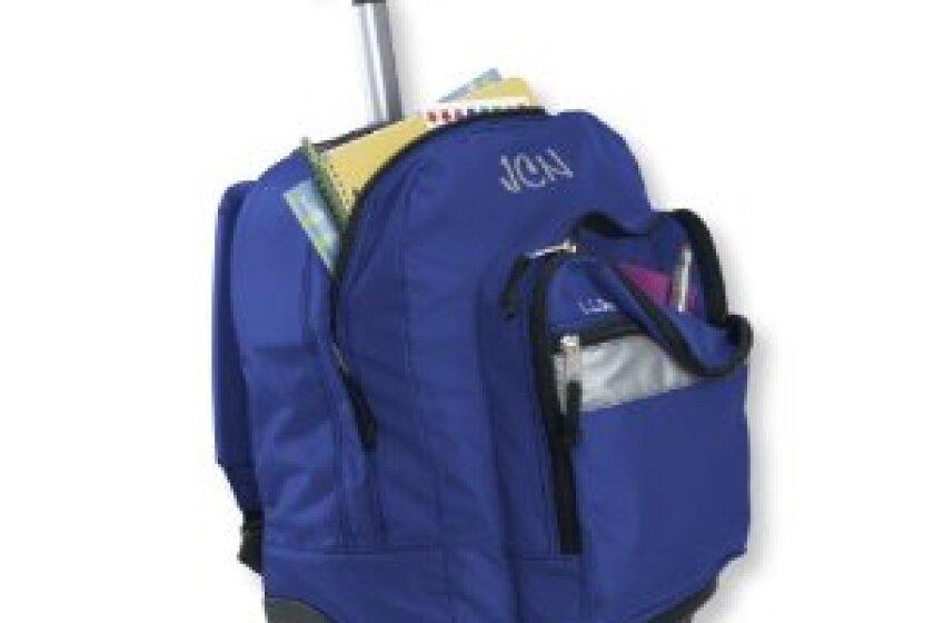 L.L.Bean Rolling Original Backpack