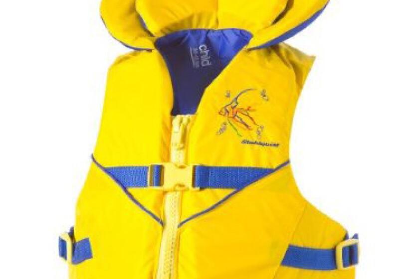 Stohlquist Child & Infant Nemo Life Vest