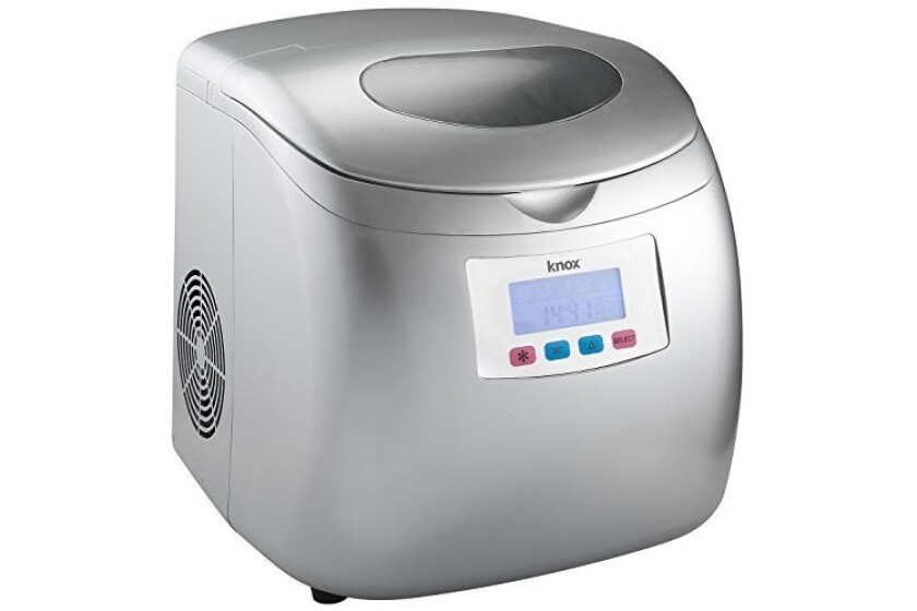 best Knox Portable Compact Portable Ice Maker