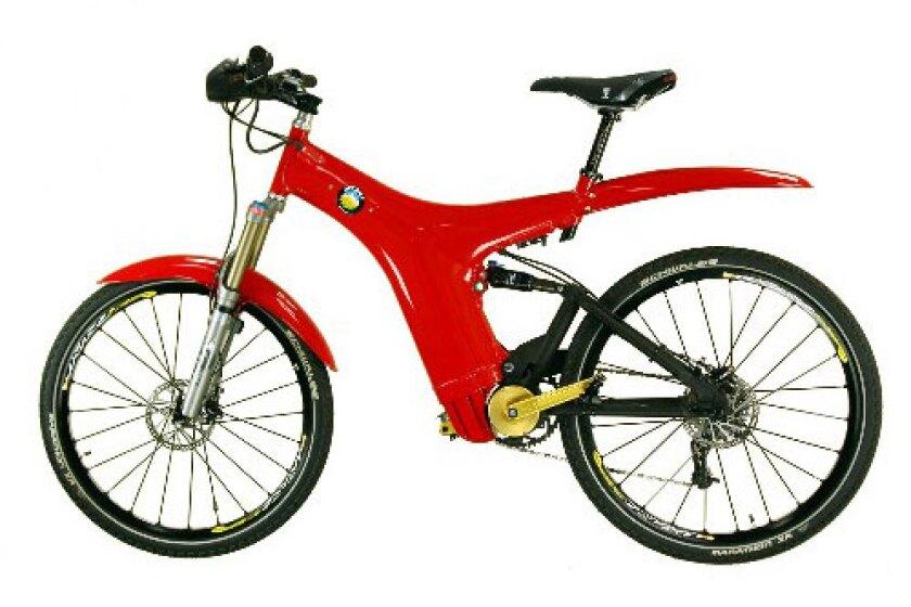 Optibike Electric Bicycle