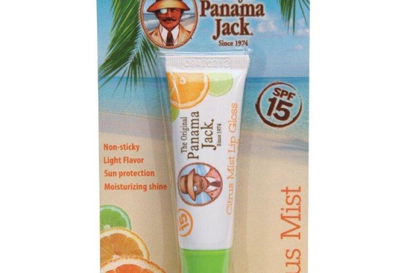 Panama Jack SPF 15 Lip Gloss