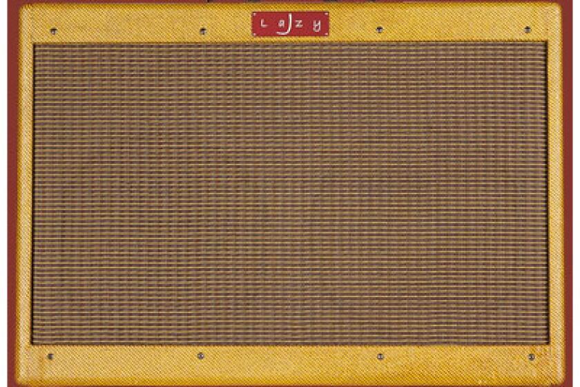 Lazy J Model 80 Guitar Combo Amp
