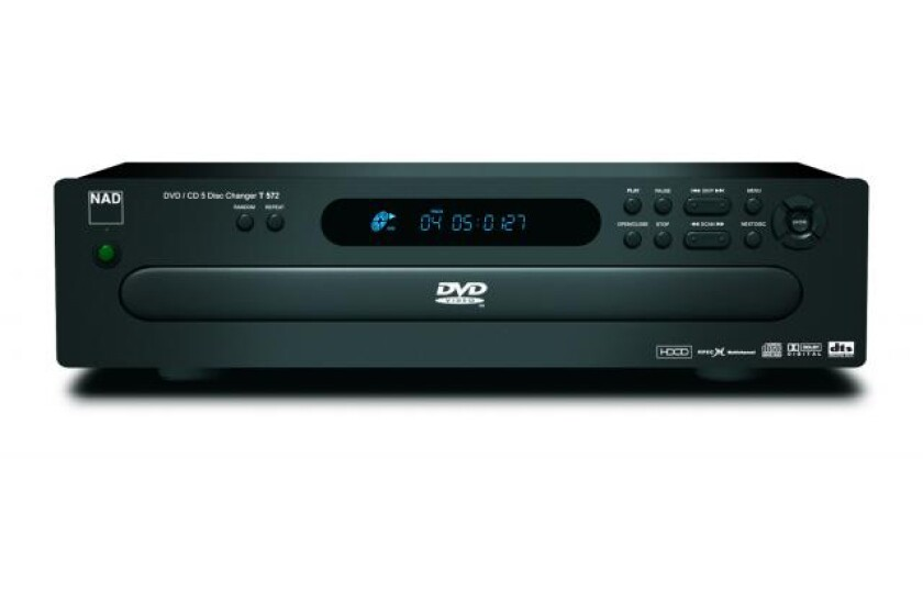 NAD T 572 5-Disc DVD/CD Changer