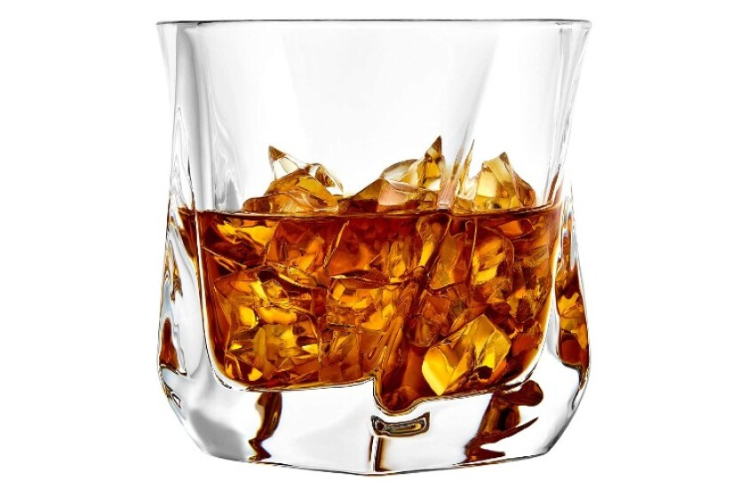 Best Aurora Crystal Whiskey Glass Set