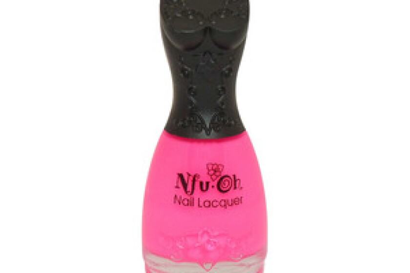 Nfu-Oh Fluorescent Collection Nail Polish