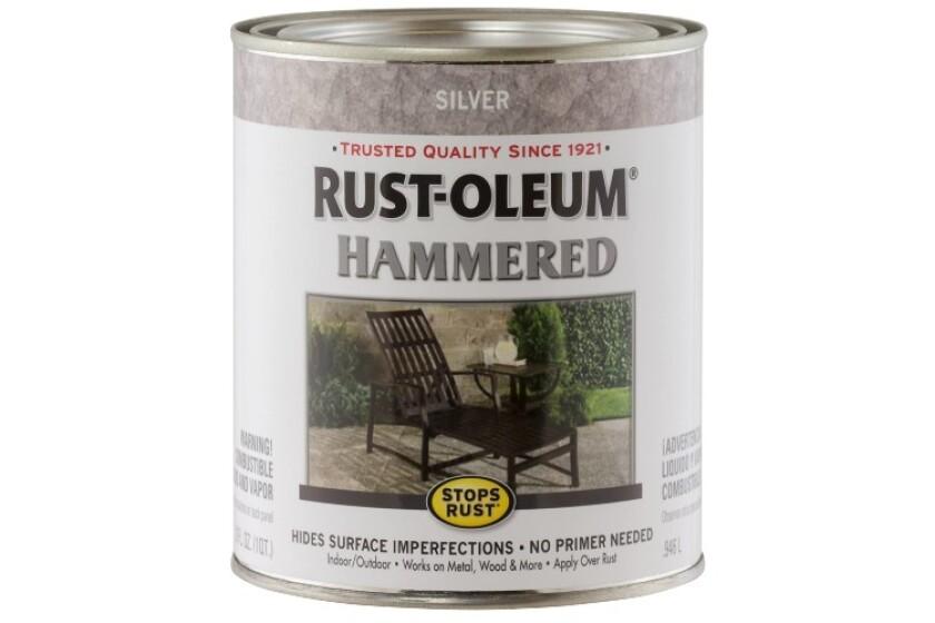 best Rust-Oleum Hammered Enamel