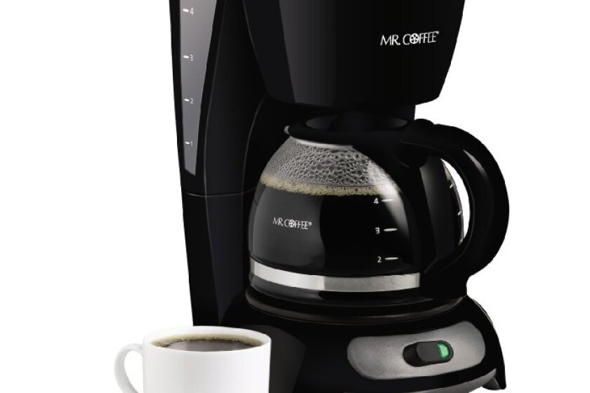 Mr. Coffee TF6 5-Cup Switch Coffeemaker