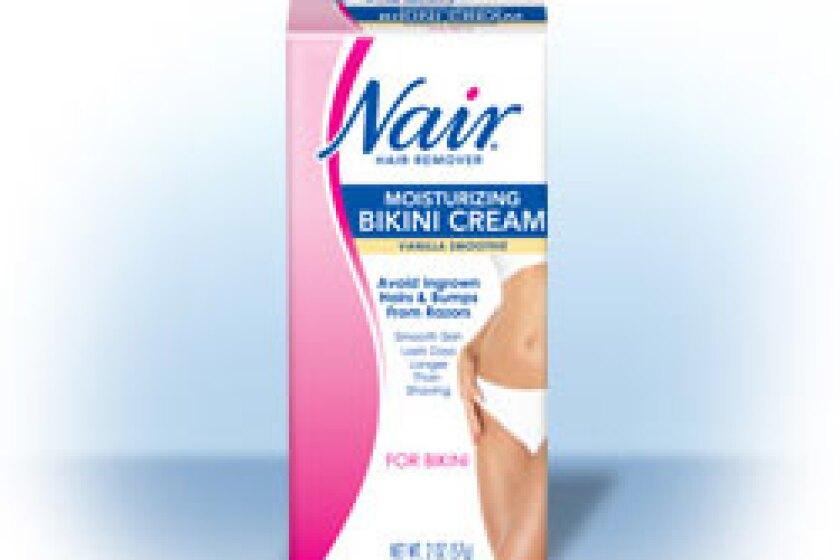 Nair Sensitive Moisturizing Bikini Cream