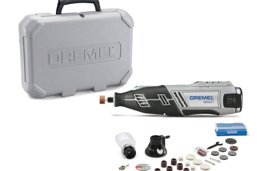 Dremel 8220-2/28, 12 Volt Max Cordless Rotary Tool