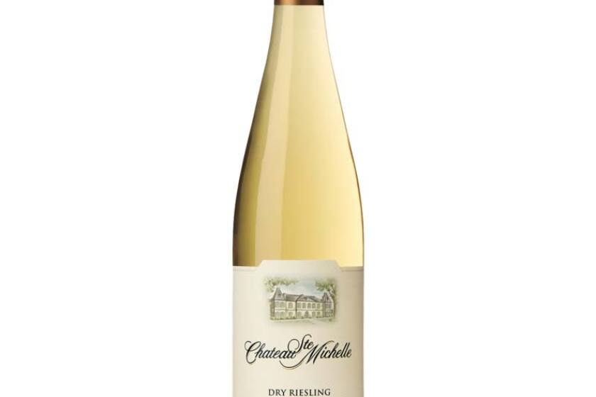 Chateau Ste. Michelle Columbia Valley Dry Riesling '12