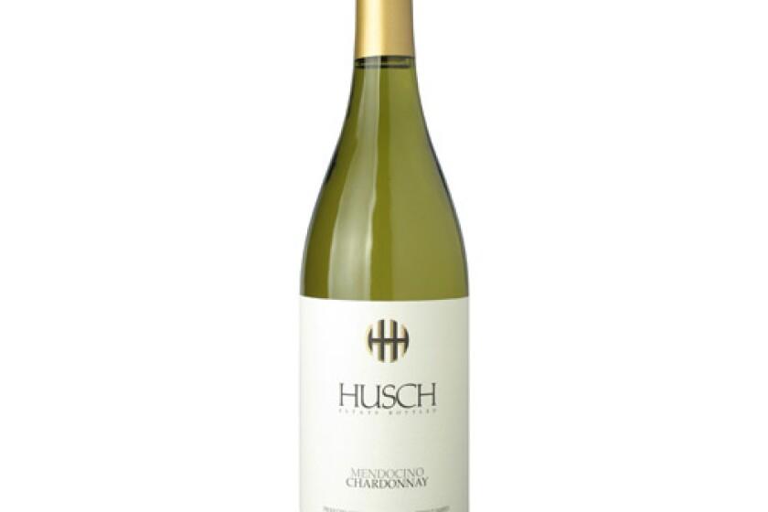 Husch Vineyards Chardonnay '12