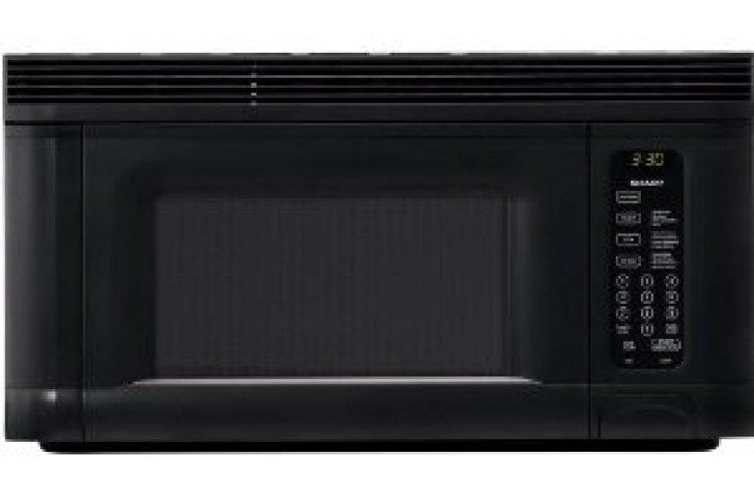 Sharp R-1405 Over the Range Microwave