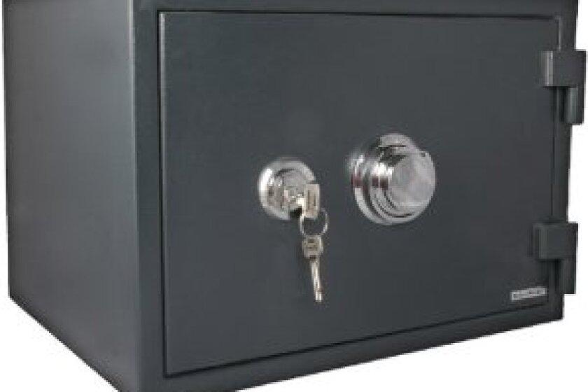 LockState Dial Fireproof Safe LS-30J