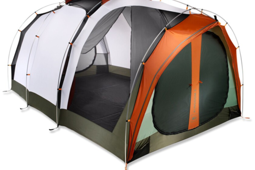 REI Kingdom 8 Tent - 2012