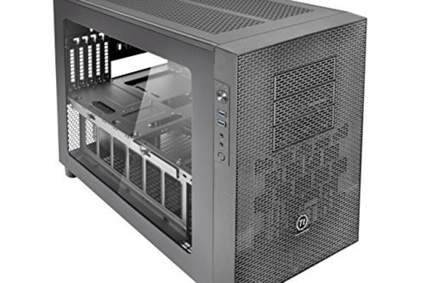 Thermaltake Core X1 Black Mini ITX Case