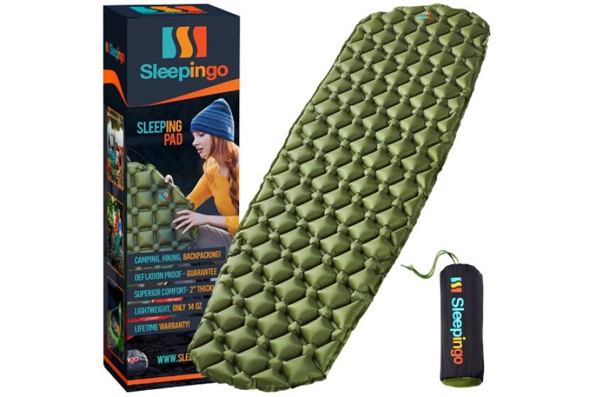 best Sleepingo Camping Sleeping Pad