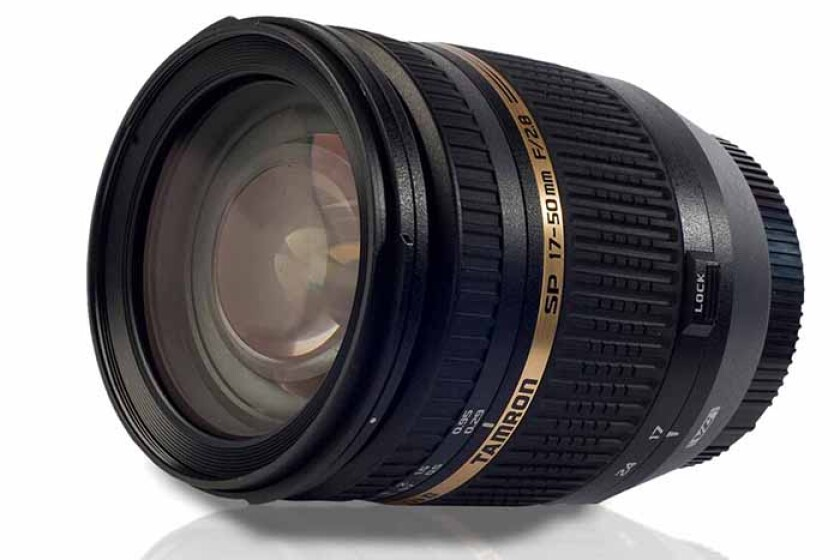 Tamron 17-50mm SP AF XR Di II LD Lens For Canon