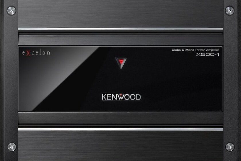 Kenwood X500-1 500W Mono Amplifier