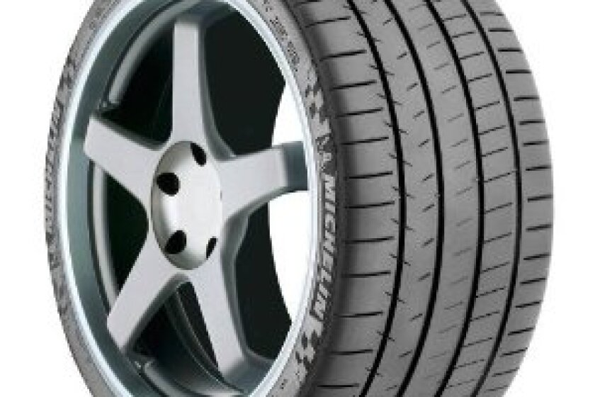 Michelin Pilot Super Sport Summer Tire