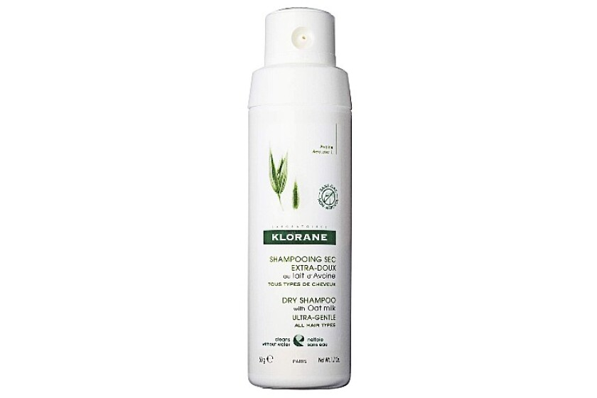best Klorane Gentle Dry Shampoo with Oat Milk