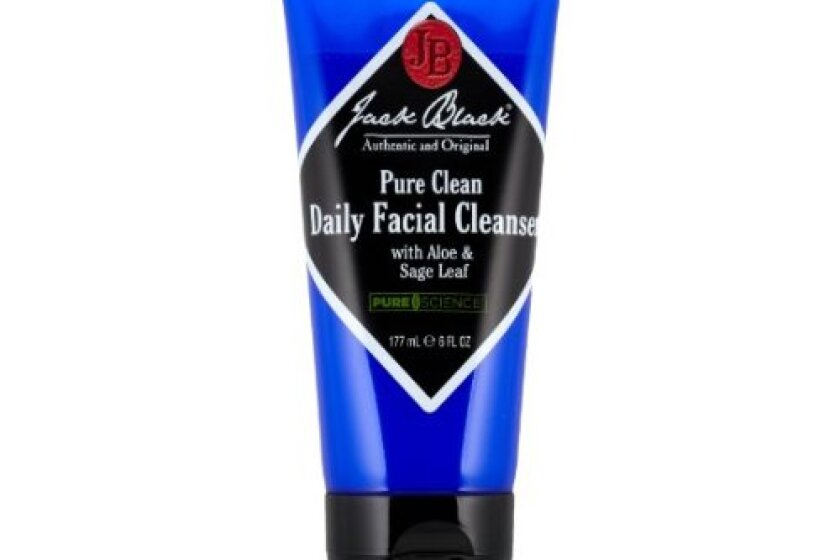 Jack Black Pure Clean Daily Facial Cleanser with Aloe & Sage Leaf