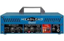 Radial Headload V8 Speaker Load Box with Cab Simulator