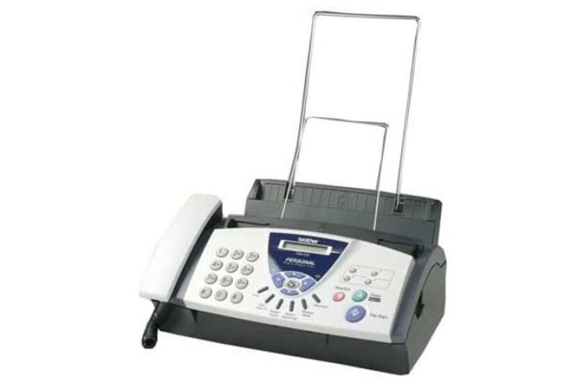 best Brother Plain Paper Fax Machine