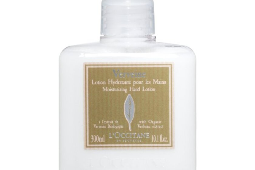 L'Occitane Verbena Moisturizing Hand Lotion