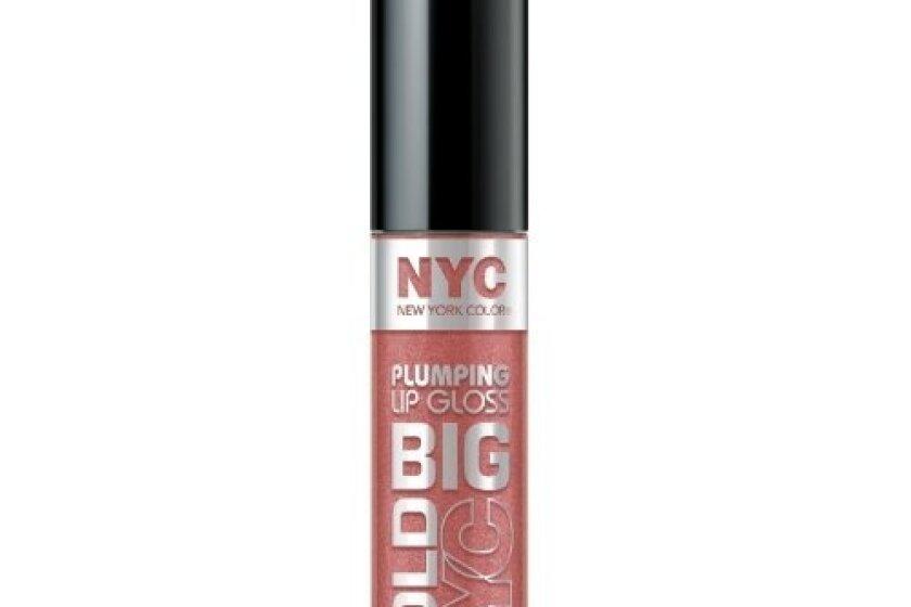 New York Color Big Bold Plumping and Shine Lip Gloss