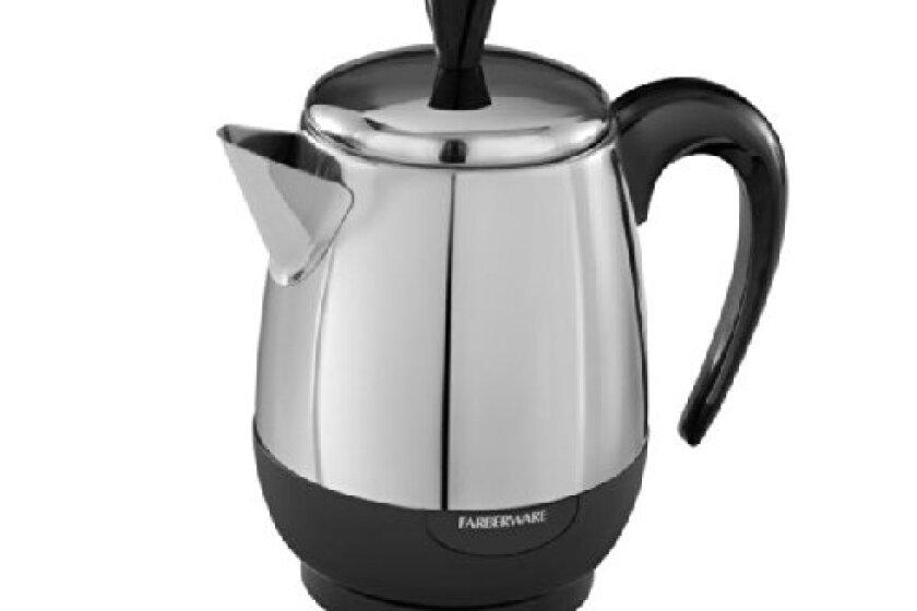 FarberWare Percolator FCP240 Coffee Maker