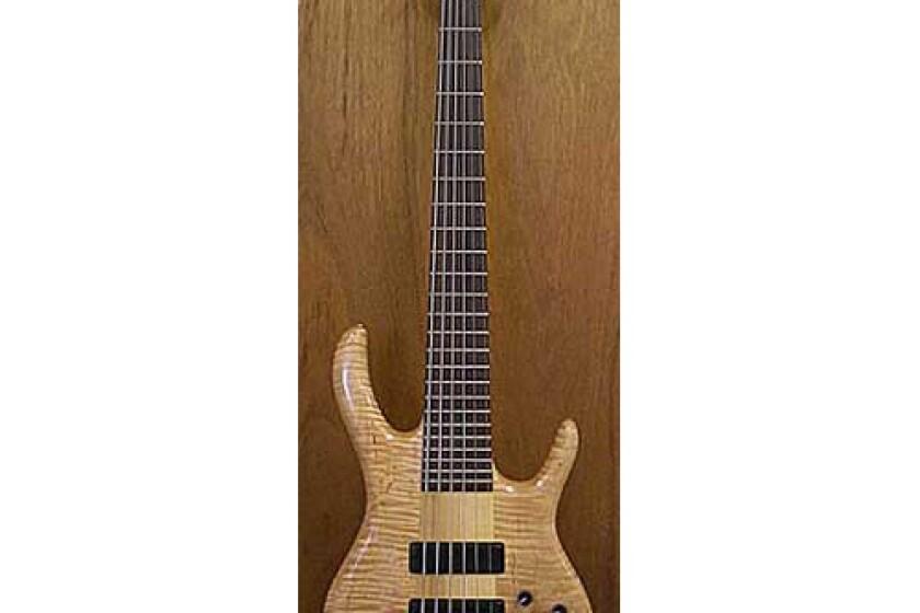 Ken Smith BSR6MS 6 String Bass Guitar