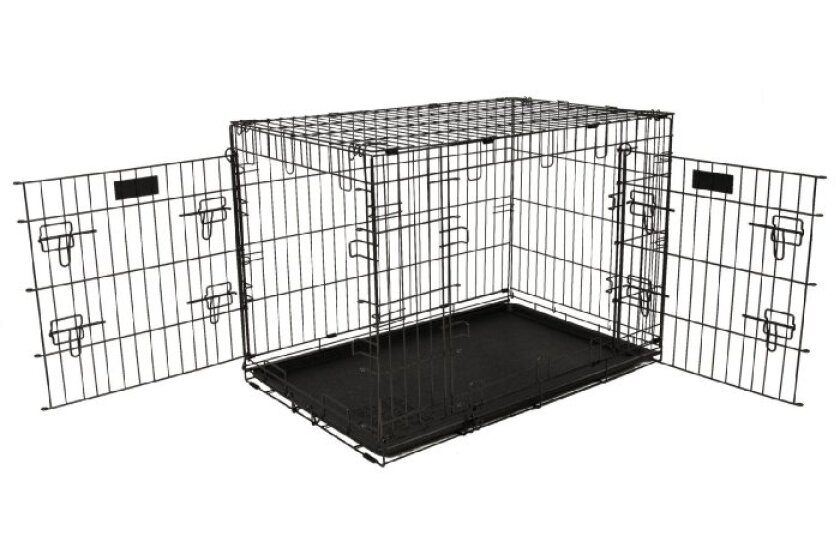 Petmate 2-door Elite Retreat Wire Kennel for Dogs