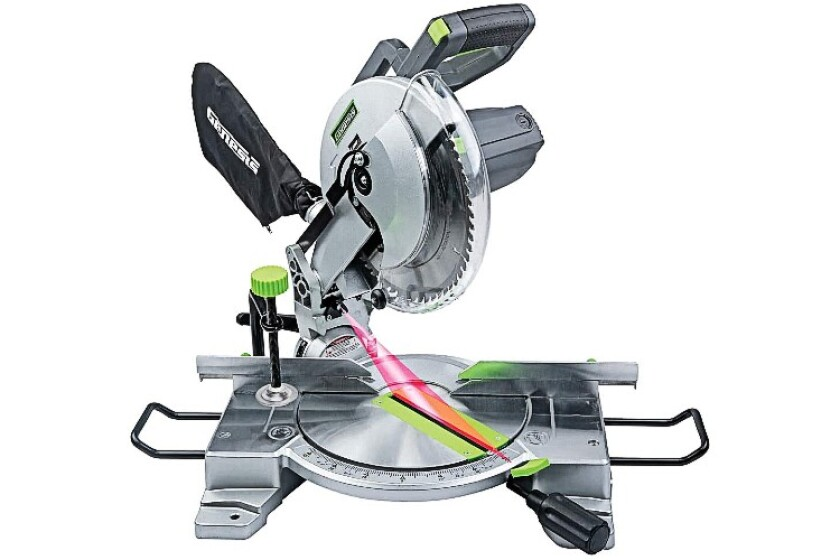 """best Genesis 10"""" 15-Amp Compound Miter Saw with Laser"""