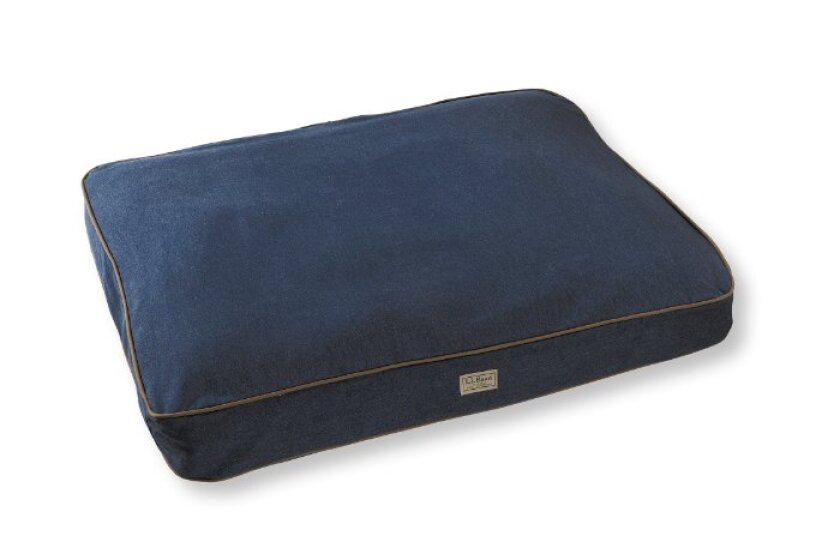 LL Bean Premium Dog Bed Set, Rectangular