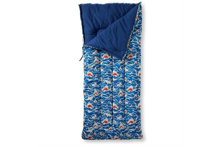 best L.L. Bean Kids Camp Sleeping Bag