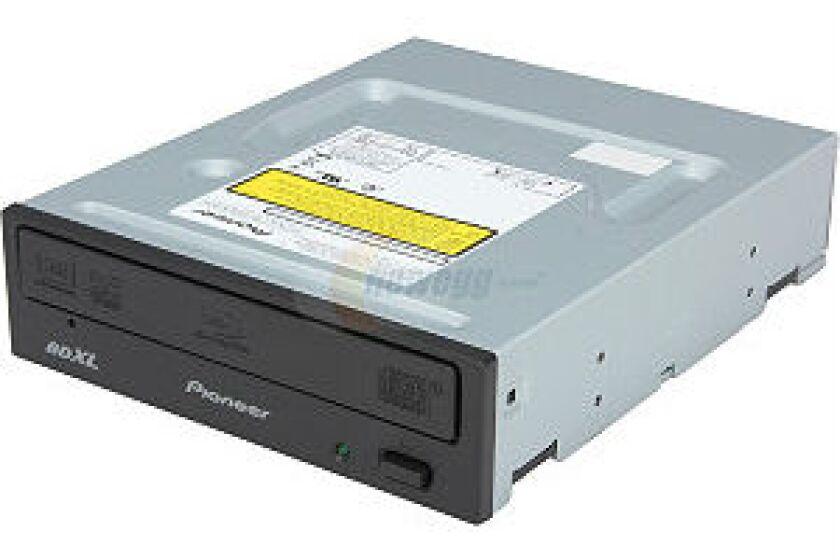Pioneer BDR-2209 16x Internal BD Burner with Software