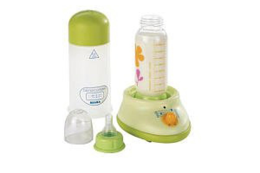 Beaba Bib'secondes Bottle Warmer