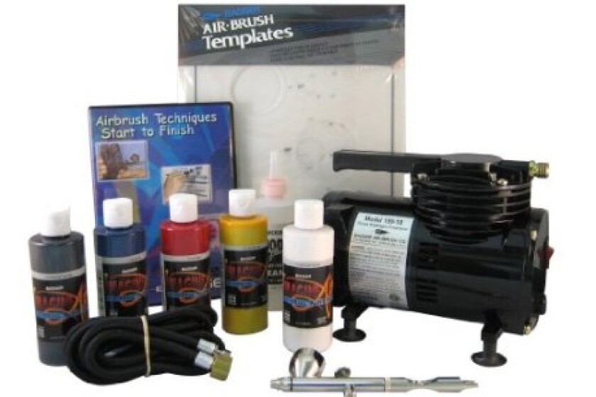 Badger Patriot 105 Airbrush Set