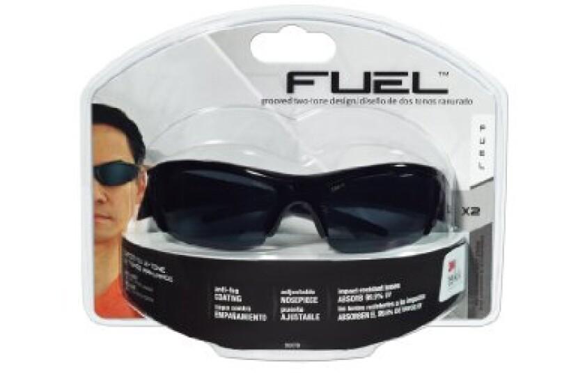3M Tekk Fuel X2 Safety Glasses