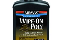 Minwax Water Based Wipe-On Poly