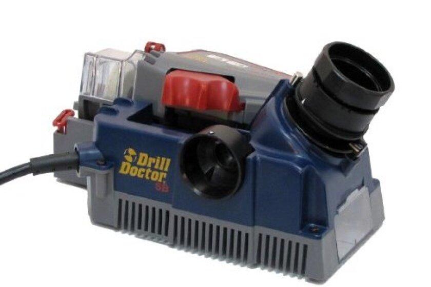 Drill Doctor DDSB Spade and Twist Drill Bit Sharpener