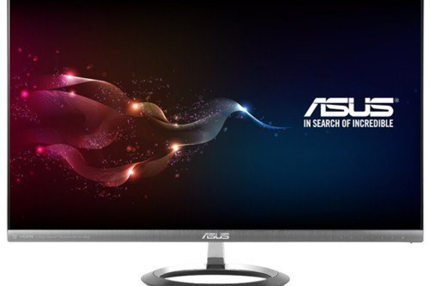 "ASUS MX27AQ 27"" Back-lit LED Monitor"