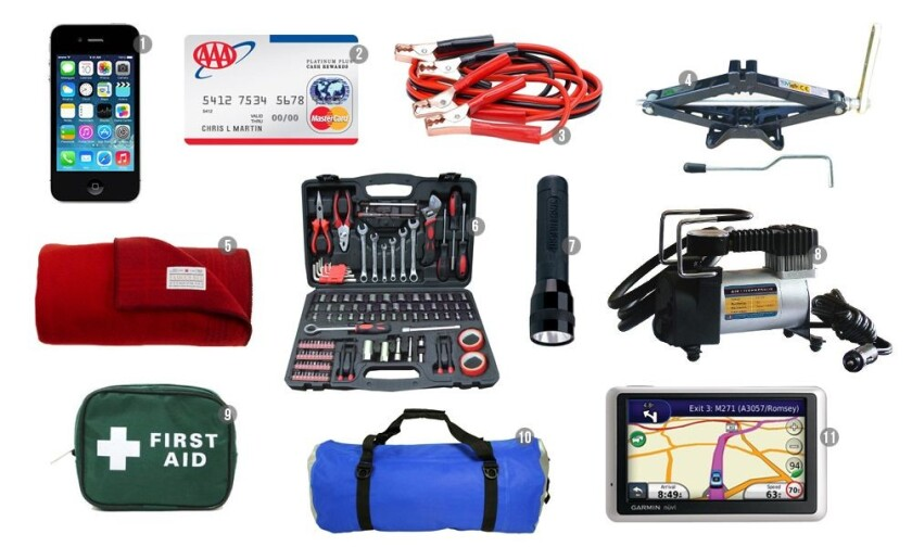 Vehicle Essentials for the Travelling Gurus