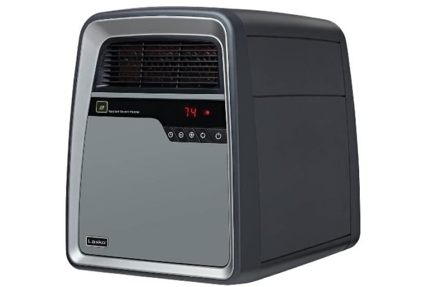 best Lasko 6101 Infrared Quartz Console Heater