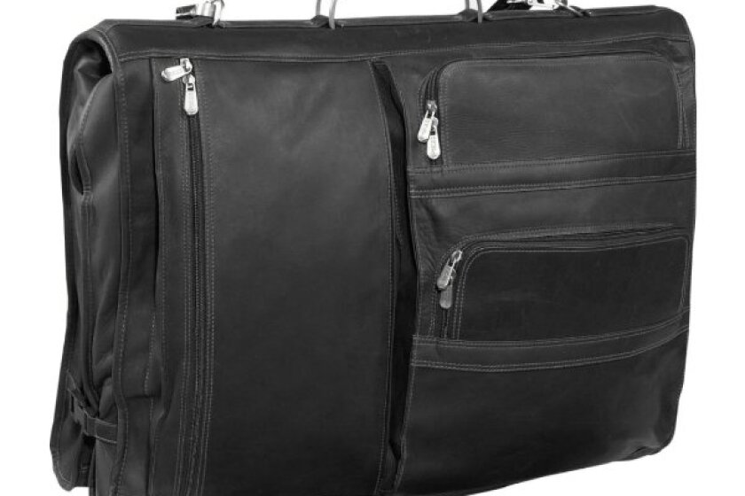 Piel Executive Expandable Garment Bag