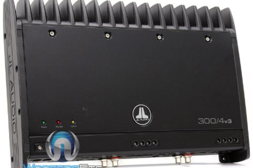 JL Audio Slash 300/4v3 Amplifier