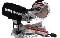 "Craftsman #932563, 7-1/4"" Sliding Compound Miter Saw"